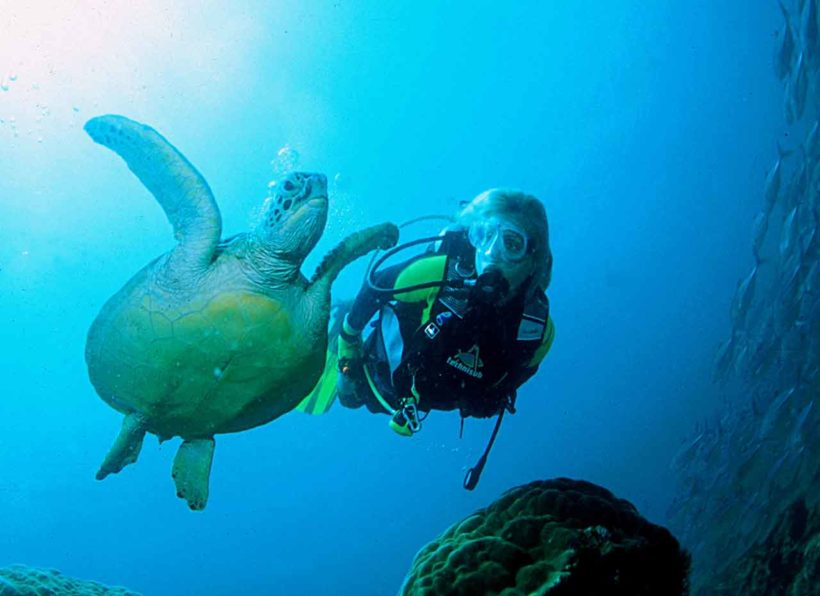 Gangga Divers Gili Trawangan