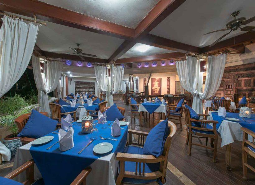 Villa Almarik Restaurant