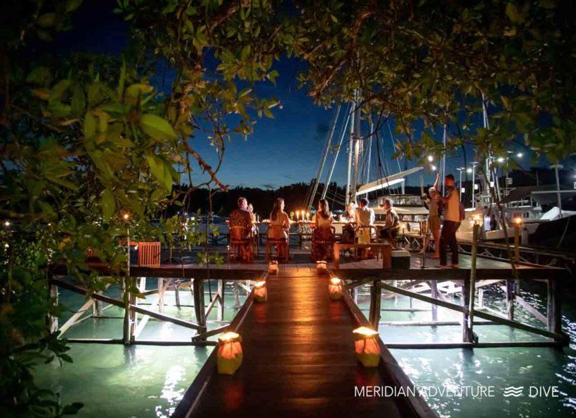Meridian Adventure Dive Resort