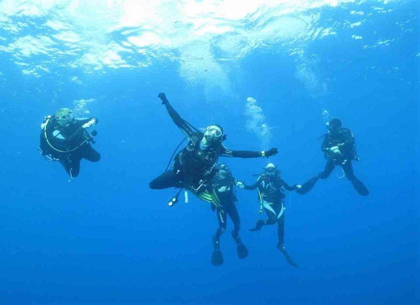 Dive Point Rannalhi