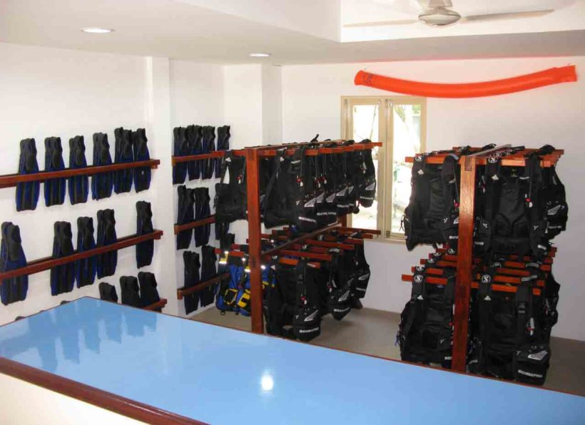 Diving Center Werner Lau Bathala