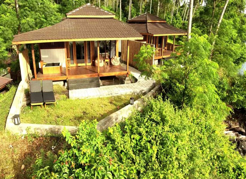 Dive Into Lembeh Panorama View Bungalow
