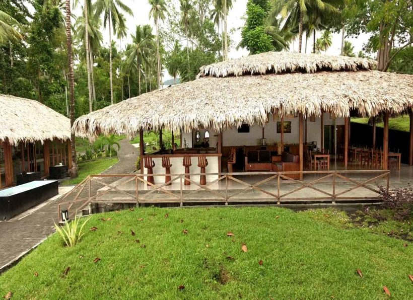 Dive Into Lembeh Restaurant