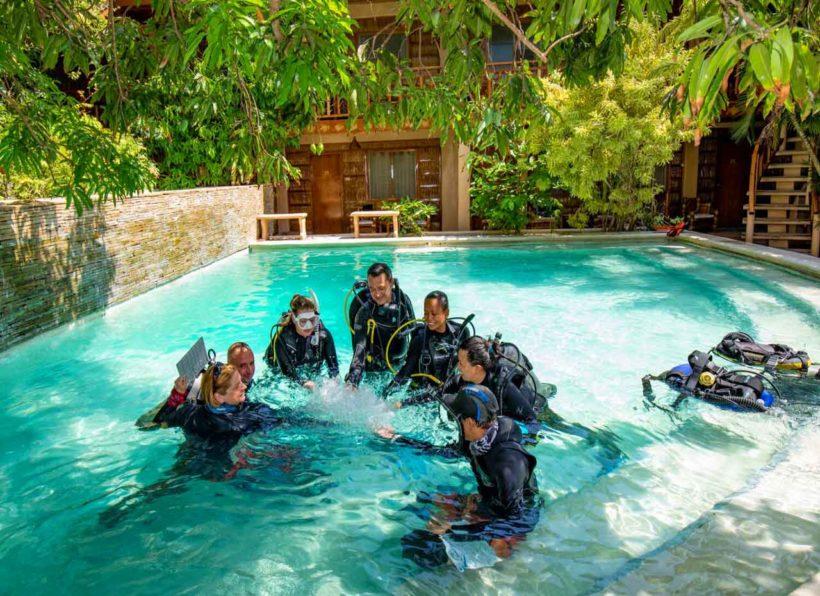 El Galleon Dive Resort Tauchkurs