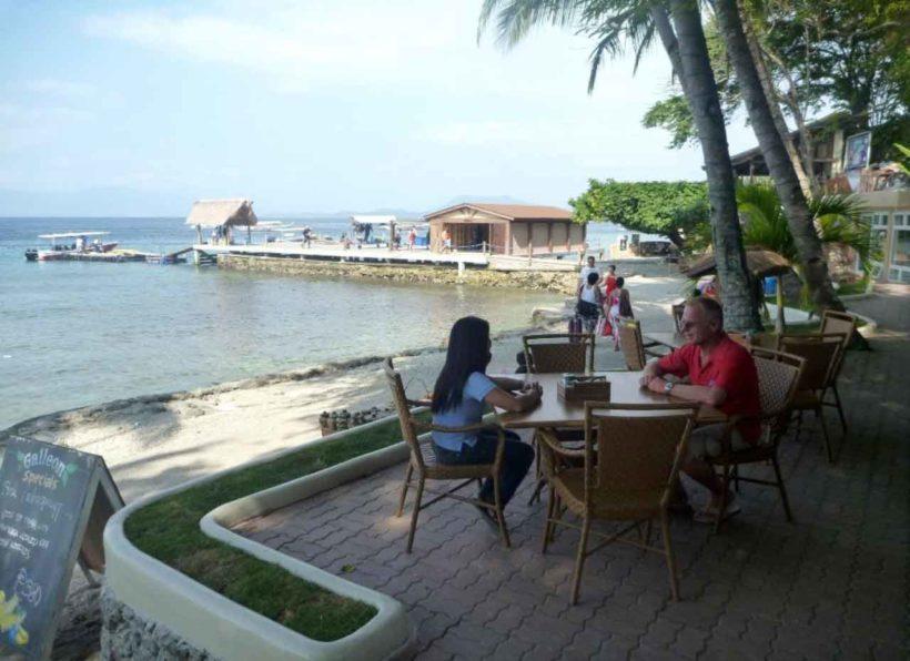 El Galleon Dive Resort Arthurs Restaurant