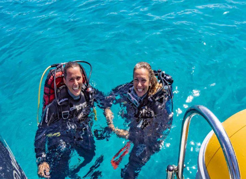 ORCA Dive Club Sardinien