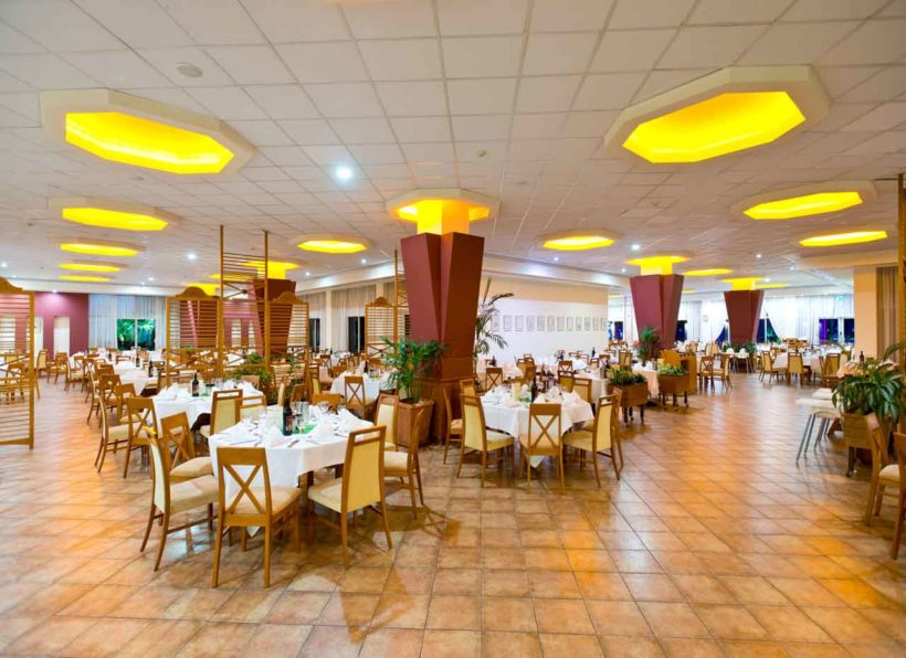 Aldiana Zypern Buffetrestaurant