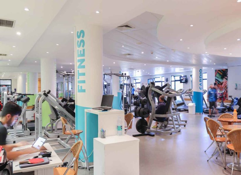Galo Resort Galosol Healthclub Fitness