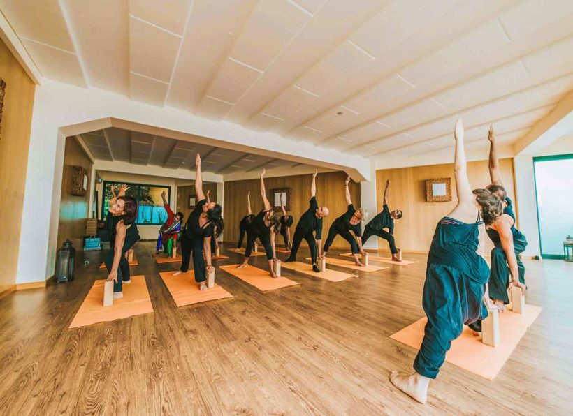 Hotel Alpino Atlantico Yoga