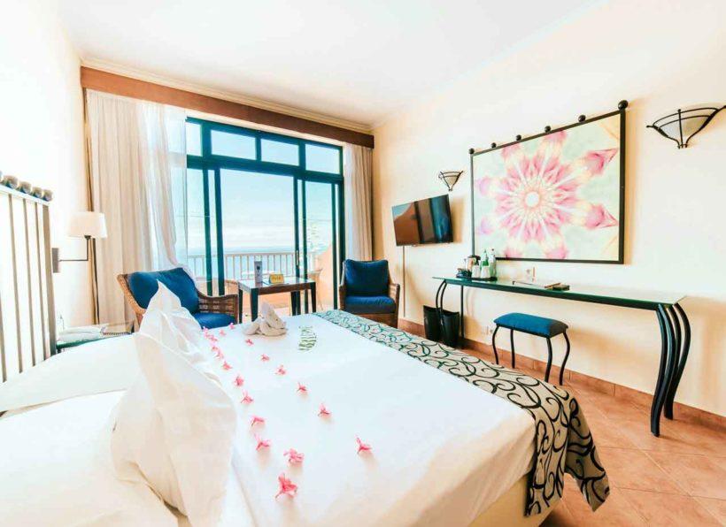 Hotel Alpino Atlantico Meerblickzimmer
