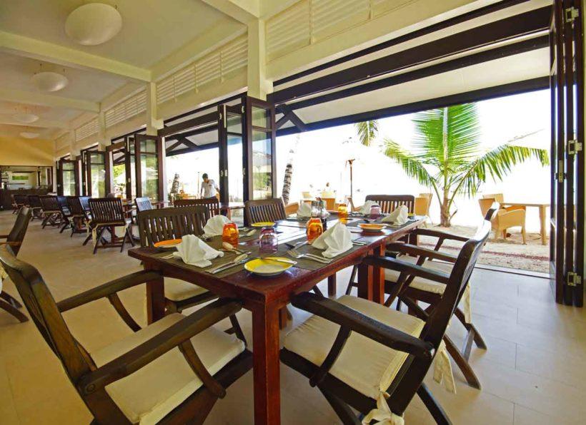 Hotel L'Archipel Restaurant