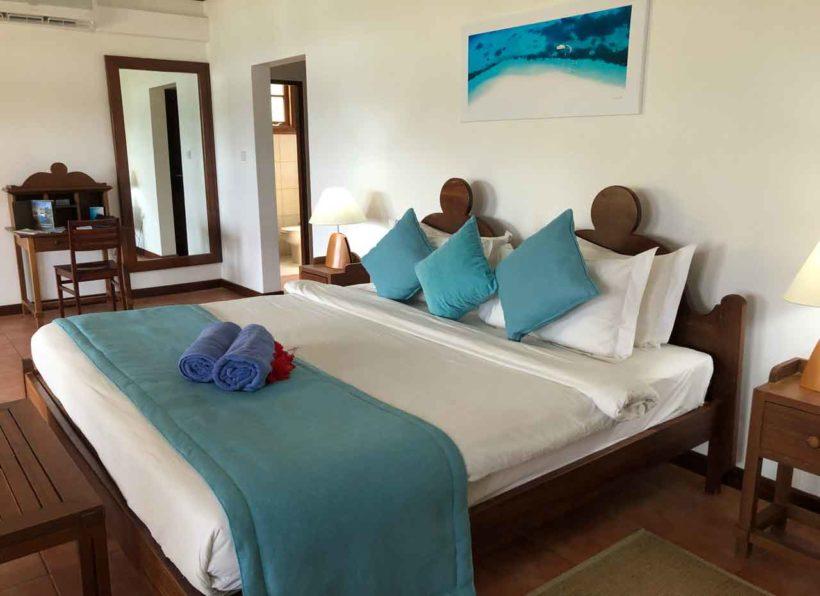 Hotel L'Archipel Superior Zimmer