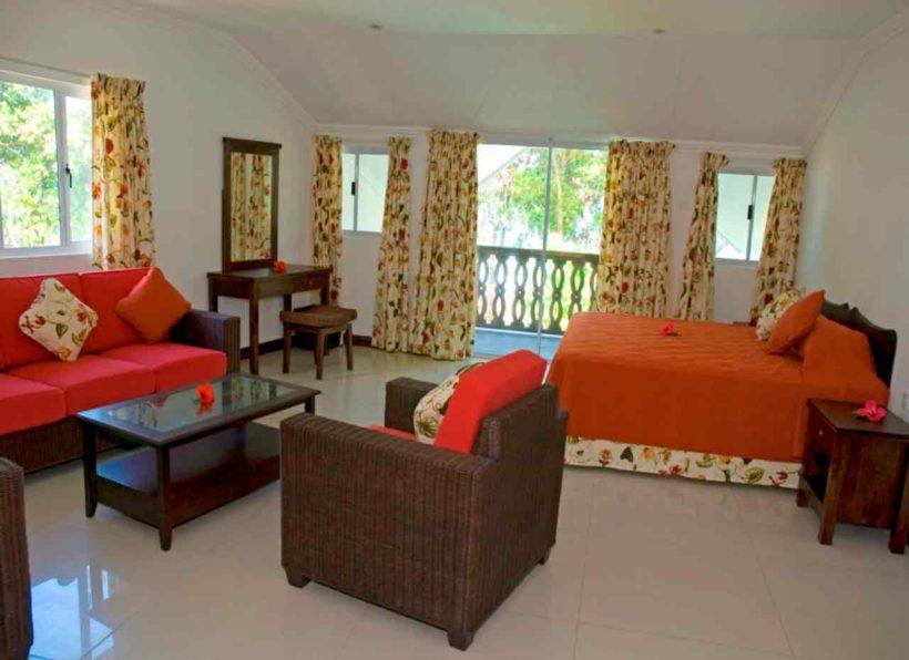 Augerine Hotel Junior Suite