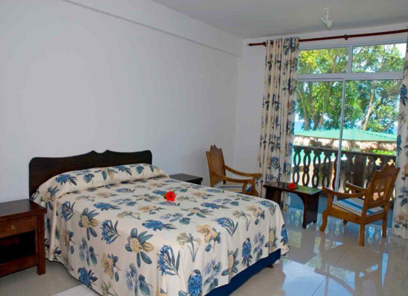 Augerine Hotel Standard Zimmer