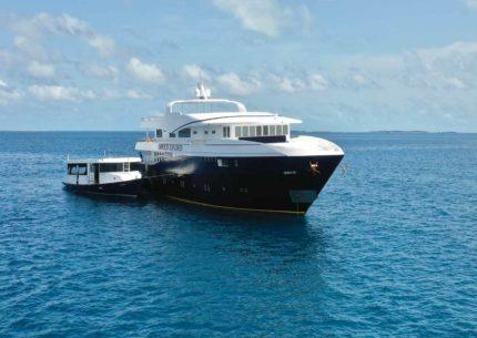 MV Emperor Explorer Vorderansicht