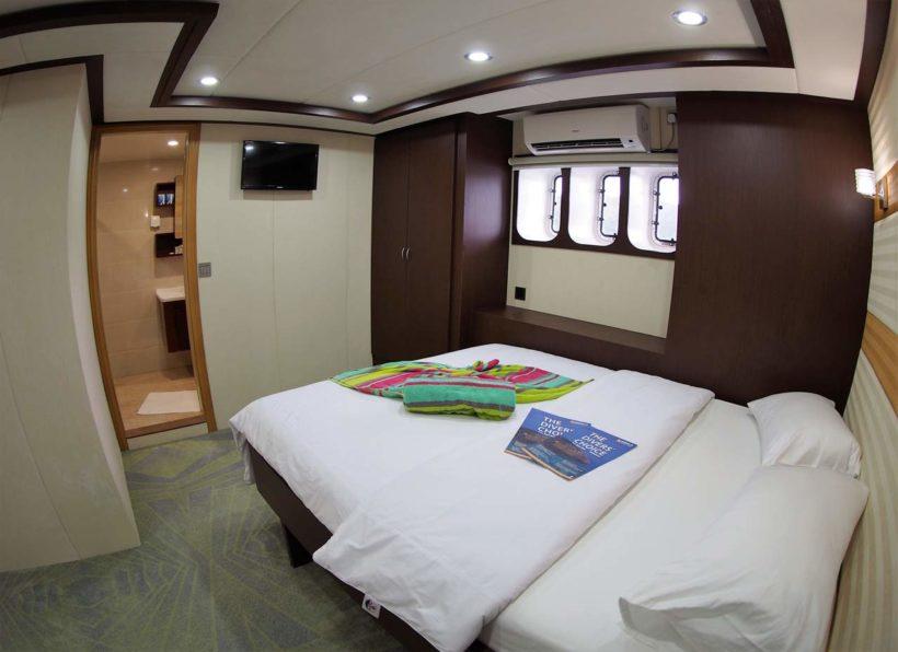 MV-Emperor-Serenity-unteres-Deck-Doppelkabine