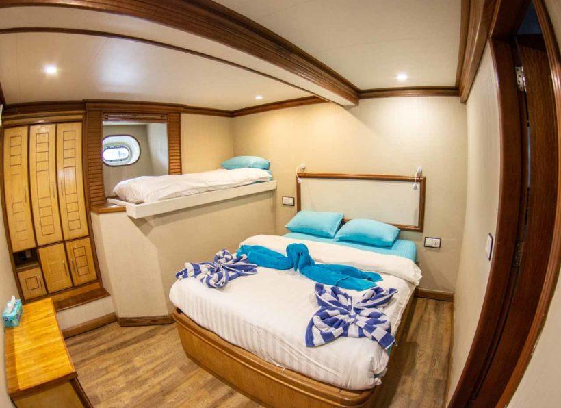 MV-Emperor-Virgo-Doppelkabine-unteres-Deck