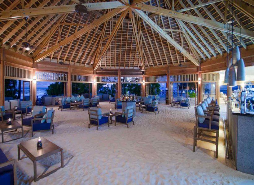 Mirihi Island Resort Anba Bar innen