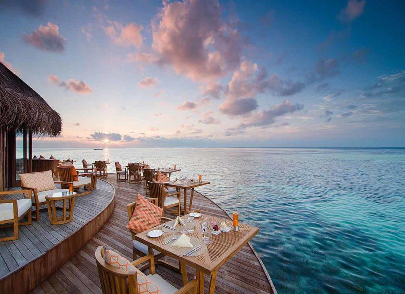 Mirihi Island Resort Mukara Restaurant 2